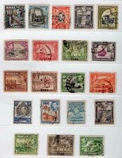 British Commonwealth - King George VI - Stamps Selection X 20