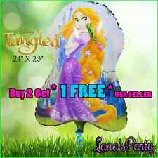 ❤ TANGLED DISNEY PRINCESS RAPUNZEL Balloon Birthday PARTY SUPPLIES DECORATION ❤