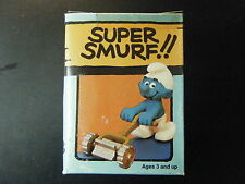 6731 (4.0225) SUPER SMURF – LAWN MOWER - NEW IN W. BERRIE BOX