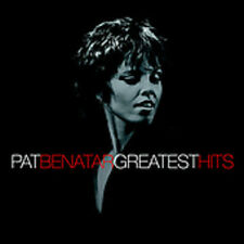 Greatest Hits - Pat Benatar (2005, CD NEUF)