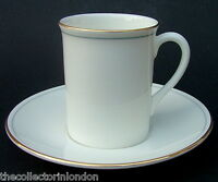 Marks & Spencer Lumiere Pattern By Royal Doulton Coffee Cups & Saucers in VGC