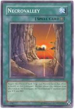 3x Yu-Gi-Oh! Champion Pack Game Three Common Card Necrovalley CP03-EN020 MINT!