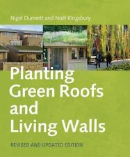 Planting Green Roofs and Living Walls-ExLibrary