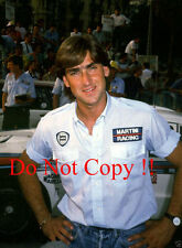 Henri Toivonen Martini Lancia World Rally Championship Portrait 1985 Photograph