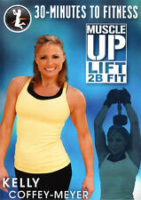 30 Minutes To Fitness: Muscle Up Lift 2b Fit (2015, REGION 1 DVD New)