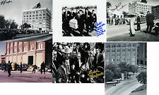 (20) Kennedy Assassination JFK Related:SIGNED ITEMS AUTOGRAPHED BULK LOT