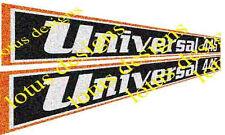 Universal 445 tracteur stickers/decals