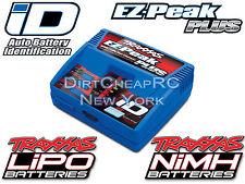 TRA2970 Traxxas iD EZ-Peak Plus 4-Amp LiPo NiMH Fast Charger Auto Battery 2970