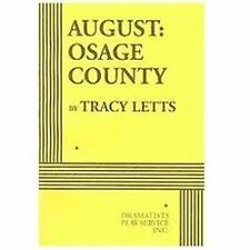 August: Osage County - Acting Edition