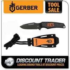 Gerber Bear Grylls Ultra Compact Fixed Blade Knife 31-001516 - 31001516