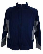 Ralph Lauren Men's RLX Blue & Gray Full Zip Jacket Size M NEW