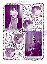 Erzherzog Peter Ferdinand von Österreich - Toskana XL 1908 v Bourbon Sizilien +