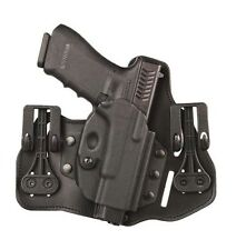 "Blackhawk Leather Tuckable Pancake Holster Springfield XD XDM 4""-4.5"" 422005BK-R"