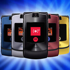 Motorola RAZR V3i Cellular Cell Phone.