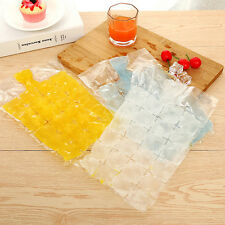 Disposable 10pcs 24 Georgia Ice Tray Ice Cube Plastic Mold Bags Self-sealing
