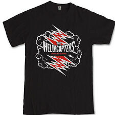 The Hellacopters merch tee garage rock band Entombed  S M L XL 2XL 3XL t-shirt