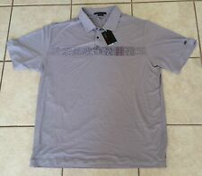Nike Golf Tiger Woods Men's Golf Shirt Dri-fit Size XL New With Tags