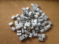 20x Aluminium Talurit Ferrules for 2.5mm / 3mm Steel Wire Rope Stainless Rigging