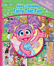 First Look and Find: Abby Cadabby Fairy Tale Fun-ExLibrary