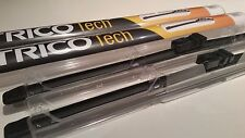 "VW SCIROCCO 2008-2014 PAIR TRICO FLAT WIPER BLADES 24""x19"" Sqlock fit Freepost"