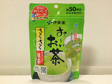 """Japanese green tea powder """"Oi Ocha"""" ITOEN  Matcha blend 40g  50 cups from Japan!"""