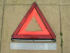 SMART CAR FORTWO GENUINE SMART WARNING TRIANGLE / 450 MODELS