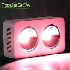 PopularGrow Full Spectrum 400w LED Grow Light Veg Indoor Garden Plant Growing