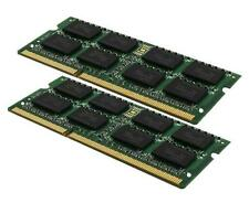 2 x 4 GB 8 GB RAM DDR2 667 MHz SO-DIMM PC2-5300S 200 pin memoria portatili