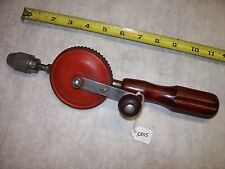 Hand Drill, Nice Clean Vintage Miller-Falls No. 2500C Hand Drill, Made in USA