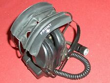 MILITARY SURPLUS FIELD PHONE RADIO H-251 HEADSET PRC ARMY TELEPHONE SIGNAL CORPS