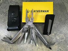 Leatherman Surge Multitool - 830158 - Premium Leather Sheath Included - 21 Tools