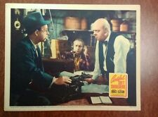 Rare 1942 Original Lobby Card - Careful, Soft Shoulders - 11x14, Virginia Bruce