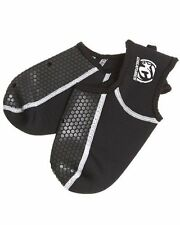 Adult 6-7 Small open back Bodyboard Fin Socks 2mm Neoprene wetsuit sox surfing