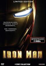 Iron Man - Limited Edition Steelbook (2 DVDs) - *WIE NEU!*