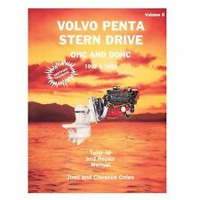 Seloc Repair Manual Volvo Penta 1992-1993 - Closeout!