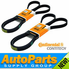 BMW Serpentine Drive Belts - Alternator-Air Conditioning-Water Pump 318i 318is