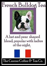 French Bulldog  - perfect Breakfast flavor in Collectible tin
