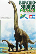 Tamiya 60106 1/35 Scale Dinosaur Model Kit Brachiosaurus Diorama Set