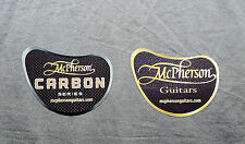 McPherson Guitars 2 Sticker Set    L@@K