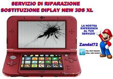 NINTENDO NEW 3DS XL ERSATZ BILDSCHIRM SUP LCD-DISPLAY SERVICE REPARATUR