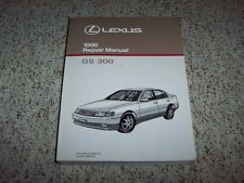 1996 Lexus GS300 GS 300 Factory Workshop Shop Service Repair Manual Book