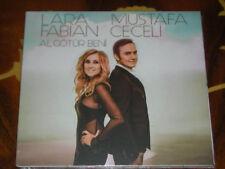 LARA FABIAN MUSTAFA CECELI AL GOTUR BENI MAKE ME YOURS TONIGHT MAXI TURKISH CD