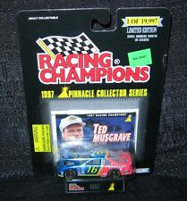 1997 NASCAR Racing Champions Pinnacle Collector TED MUSGRAVE #16 (Fctry Sealed)