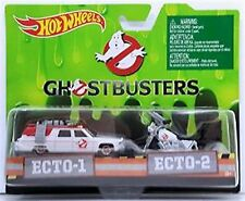 Ghostbusters  Ecto-1 and Ecto-2 twin set New in Pack