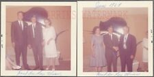 Vintage Photos Man & Women w/ Sword Fish Wall Decoration 739529