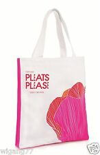 ISSEY MIYAKE PLEATS PLEASE COTTON TOTE/SHOPPER BAG,  BRAND NEW, FREE POST