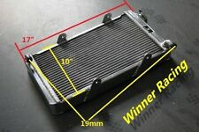 high performance aluminum alloy radiator 200-250 CC Go Kart go-kart karting