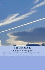 JOURNAL Aerial Style : A Smart Notebook with Rule-Lined Paper for Writing...