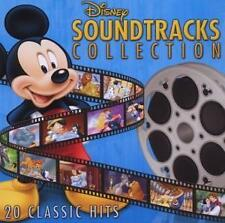 Disney Soundtracks Collection (Englisch) 20 Classic Hits  CD  NEU