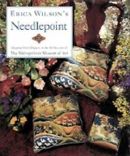 Erica Wilson's Needlepoint: Adapted from Objects in the Collections at-ExLibrary